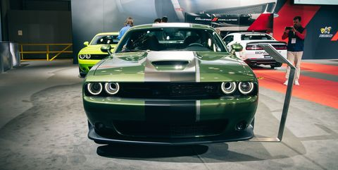 Stars Stripes Edition Challenger And Charger Celebrate The Troops