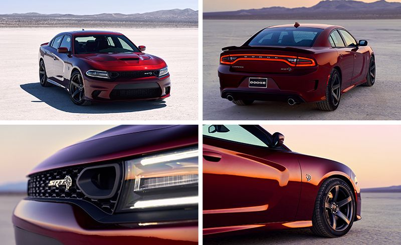 2019 Dodge Charger Brings Rejiggered Lineup And A Hotter Hellcat