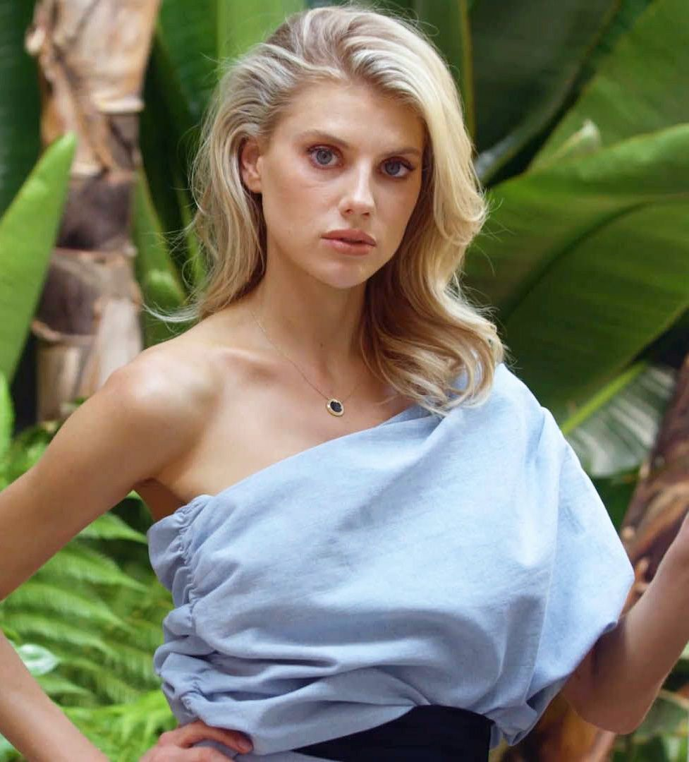 Model Charlotte McKinney Wakes Up With an 8-Step Skincare Routine