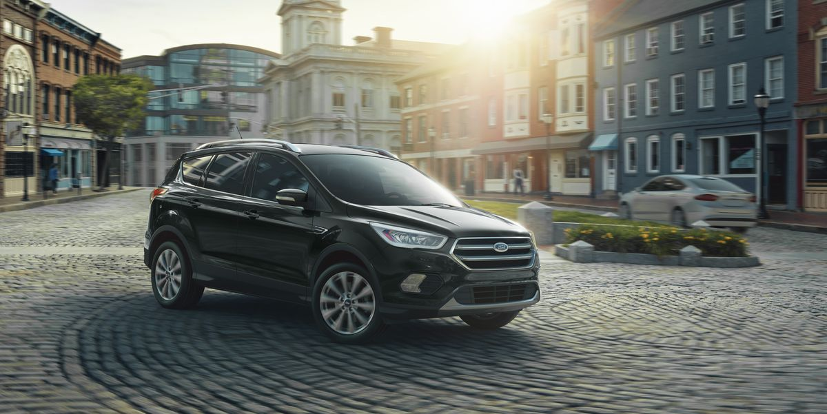 2019 Ford Escape Review Pricing And Specs