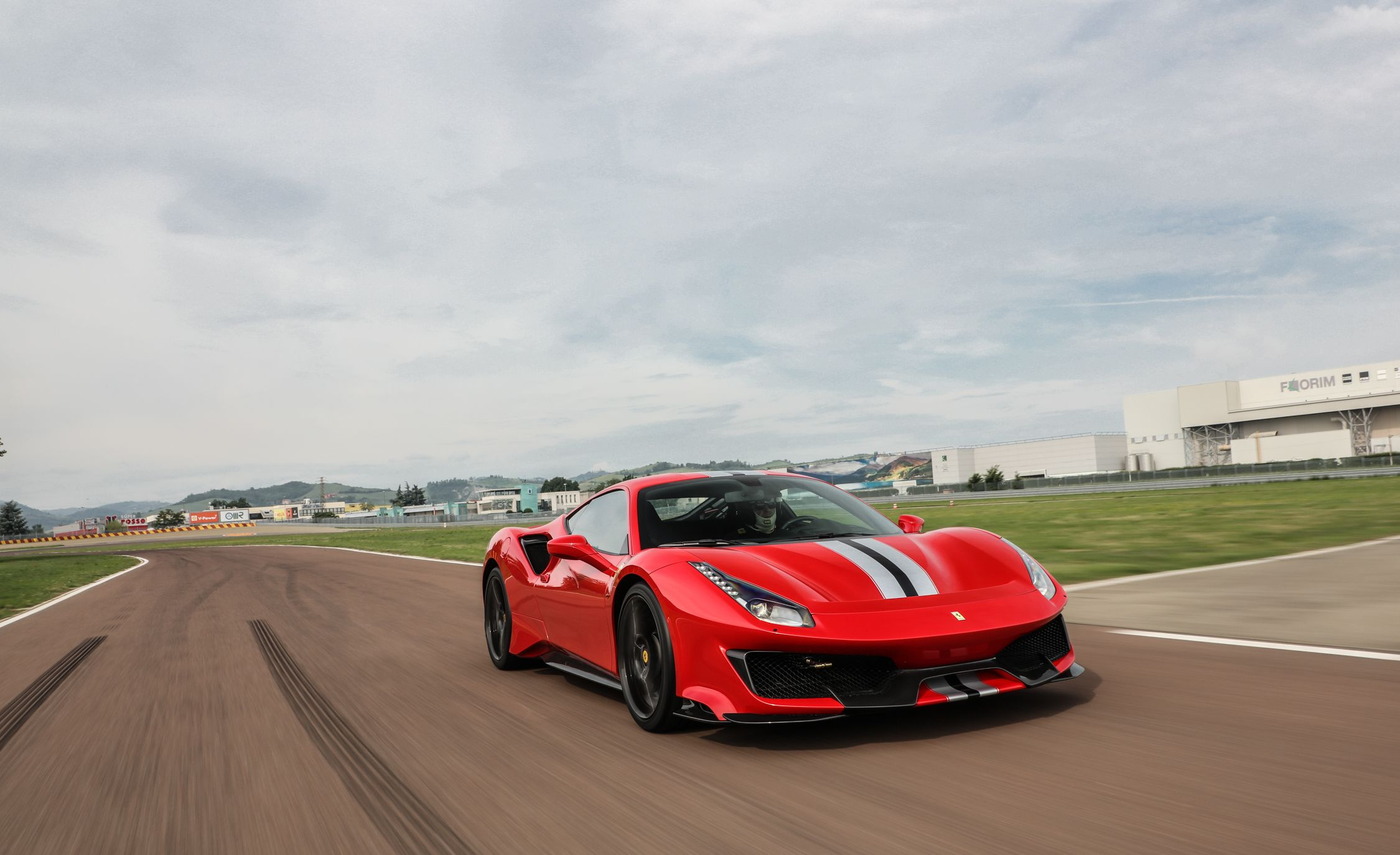 2020 Ferrari 488 Pista Review Pricing And Specs