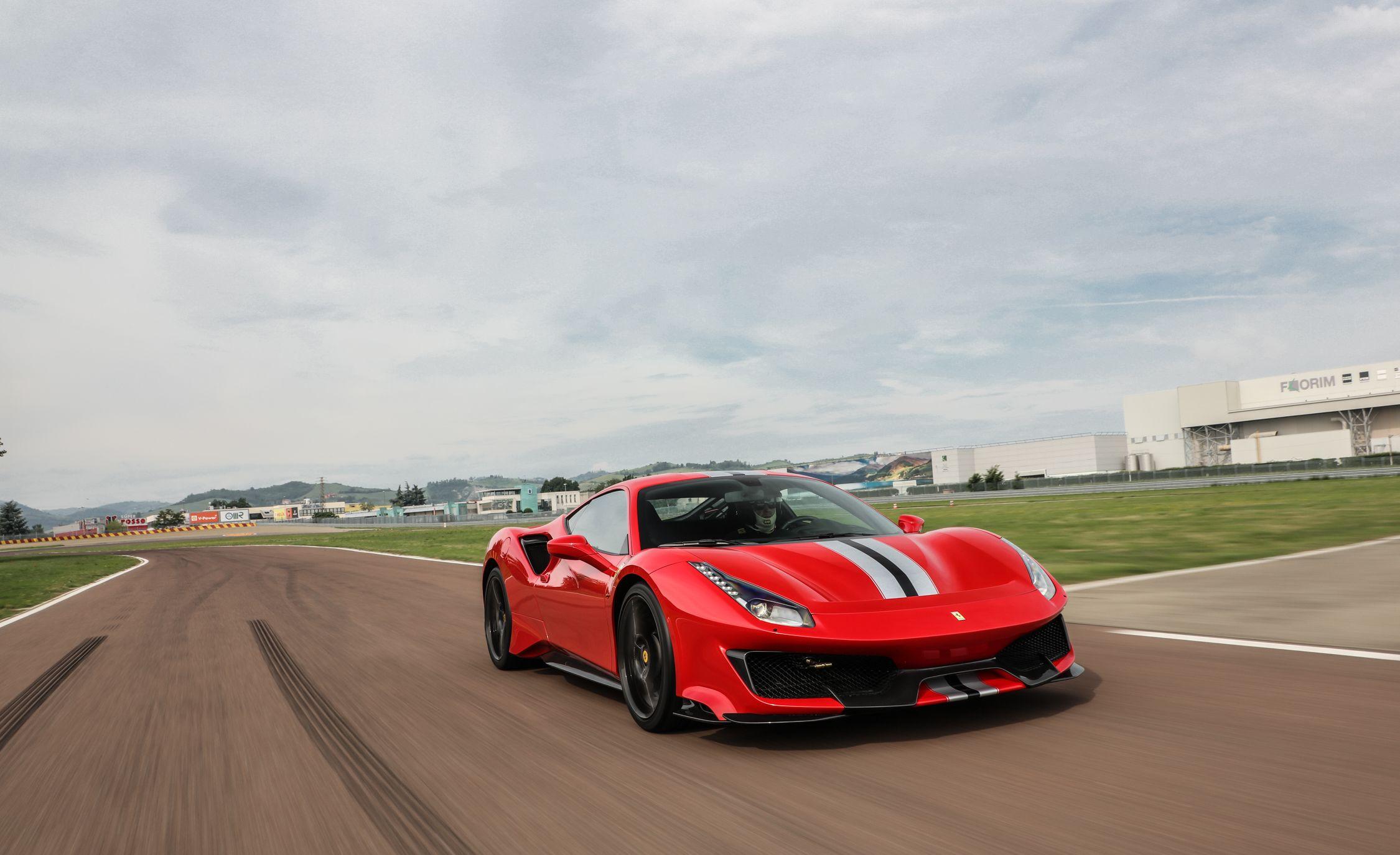 2020 Ferrari 488 Pista Review Pricing And Specs