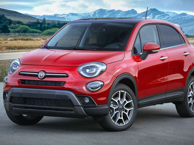 2019 Fiat 500x Review Pricing And Specs
