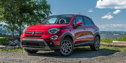 Updated 2019 Fiat 500x Does More With Less Engine