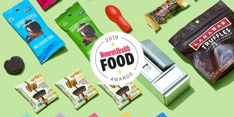 best healthy foods: Women's Health Food Awards winners