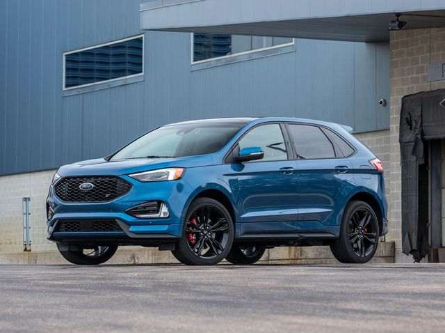 Ford Edge Dimensions >> 2019 Ford Edge Review Pricing And Specs