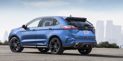 Why The 2019 Ford Edge St Could Be Genuine Fun