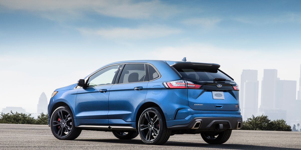 Ford Lease Deals >> 2019 Ford Edge ST Pricing – New High-Performance Crossover Starts at $43,350