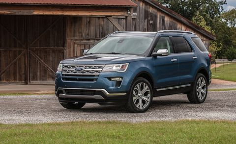 Cars With 3rd Row Seating >> The Best Mid Size Three Row Crossovers And Suvs Ranked