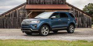 2019 Ford Explorer Limited Edition Redesign, Rumors, Release Date >> 2020 Ford Explorer