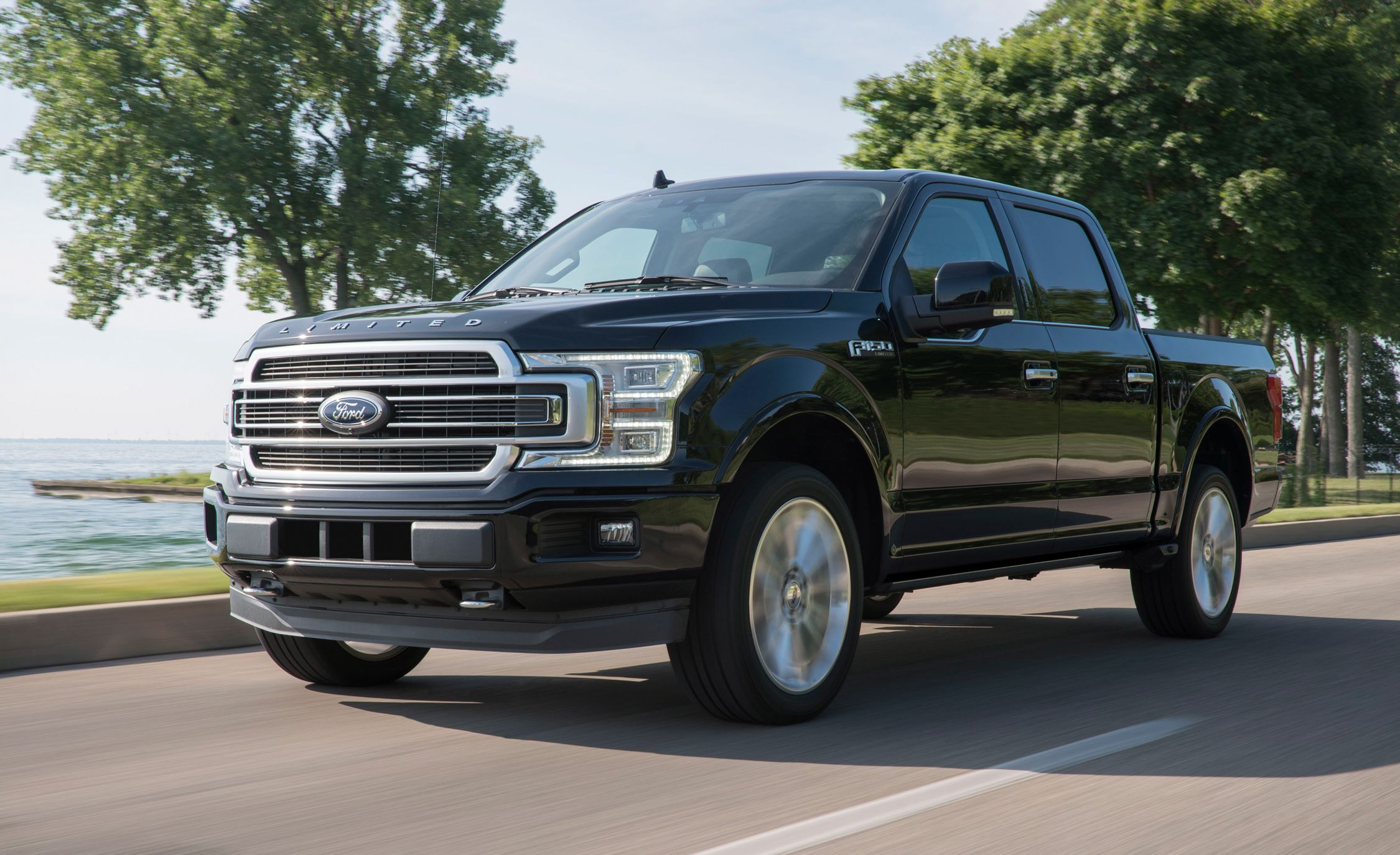 2008 ford f 150 limited value