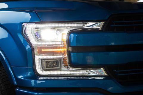Vehicle, Car, Grille, Bumper, Automotive lighting, Automotive exterior, Headlamp, Light, Pickup truck, Automotive design,