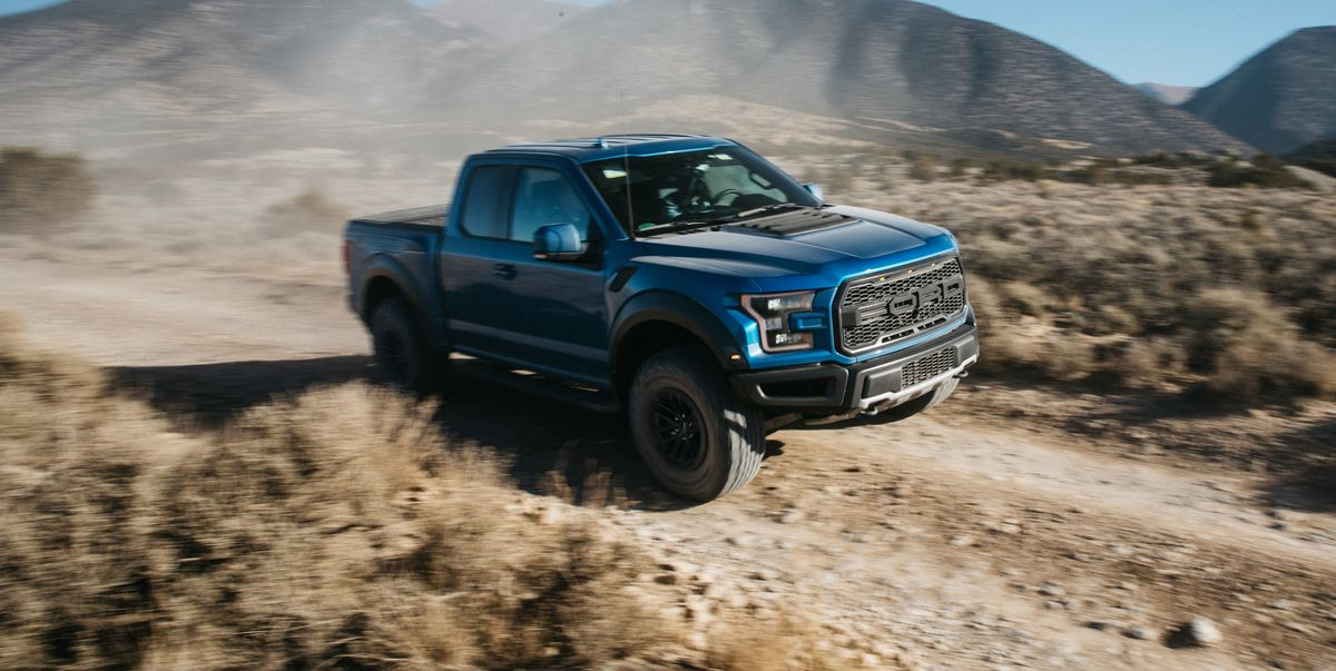 Ford F 150 Lease Deals >> 2019 Ford F-150 Raptor – Desert Racer Now Also a Rock Crawler