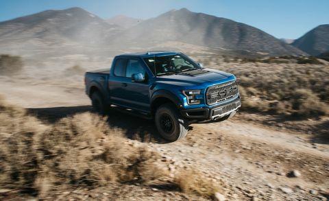 2019 Ford F-150 Raptor – Desert Racer Now Also a Rock Crawler