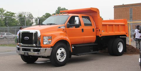 Land vehicle, Vehicle, Car, Truck, Motor vehicle, Pickup truck, Transport, Commercial vehicle, Ford, Ford f-650,