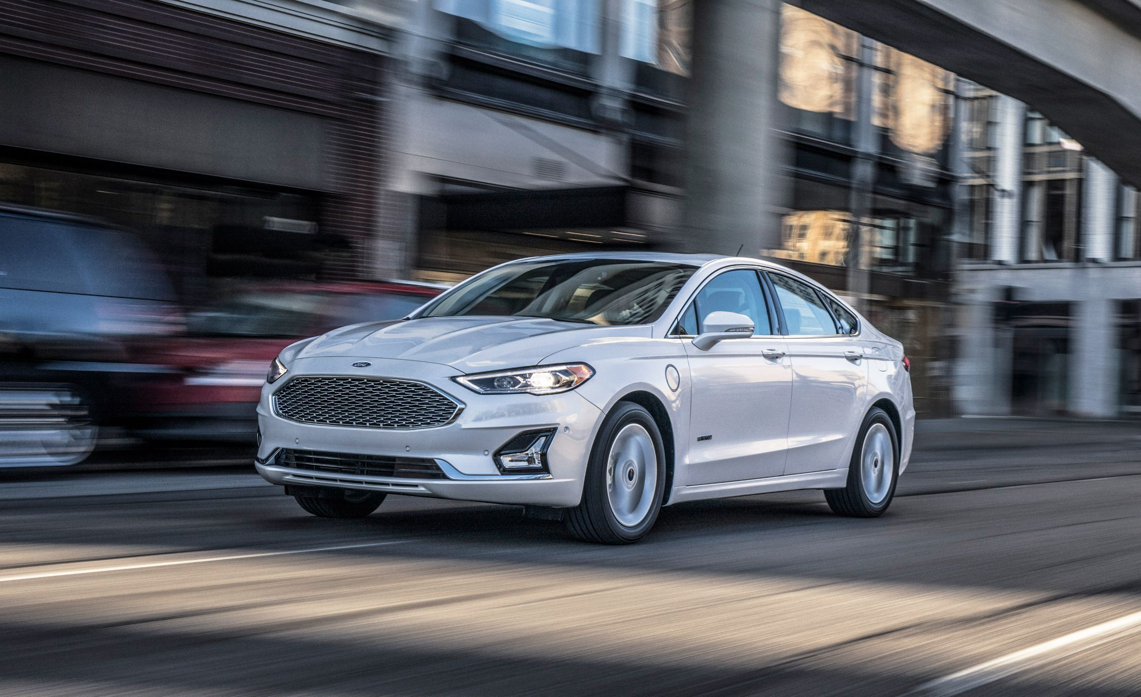 2019 Ford Fusion Review Pricing And Specs