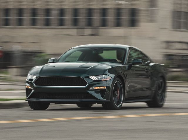 2019 Ford Mustang Sports Car The Bullitt Is Back >> 2019 Ford Mustang