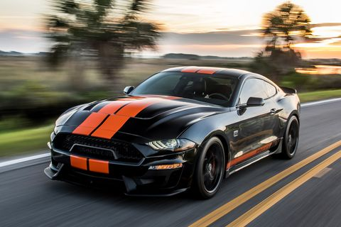 2019 Ford Mustang Shelby GT-S Is a Rental Car We Can Dig