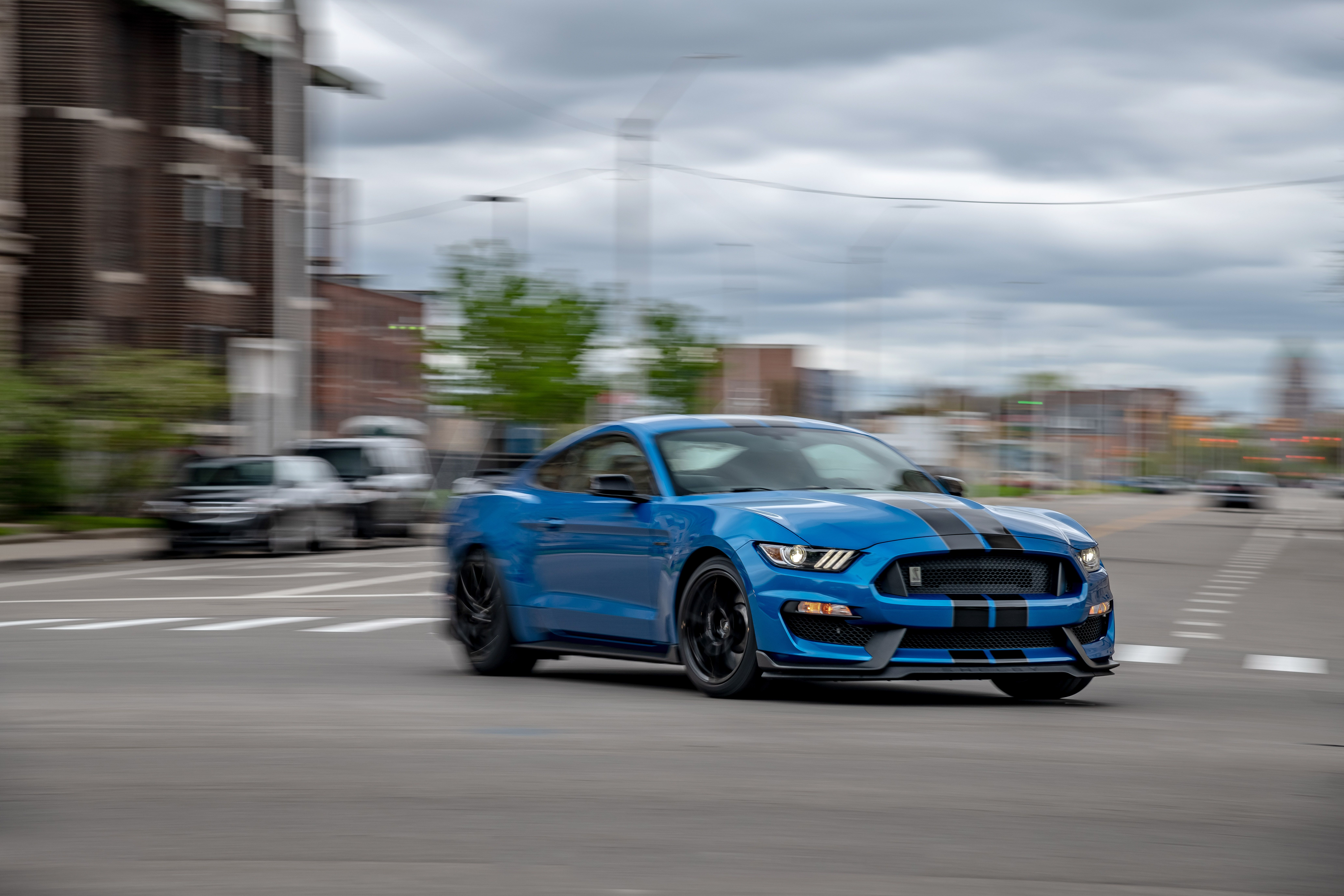 2019 Ford Mustang Shelby GT350 – A Sharper Track Pony