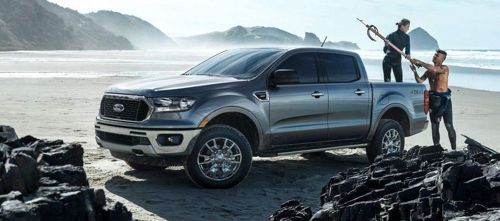 Buick Lease Deals >> 2019 Ford Ranger MPG – Most Efficient Pickup in Its Class