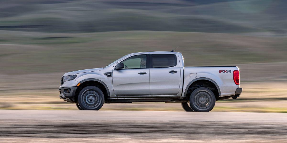 ford ranger mpg real world fuel economy  cd testing