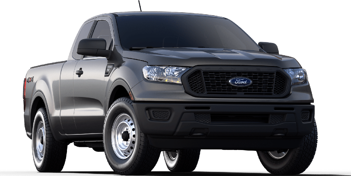 2019 Ford Ranger Mid-Size Pickup – Trim Levels, Build Your Own