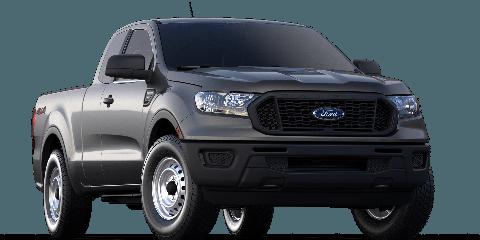 Next Generation 2022 Ford Ranger Pickup Leaked