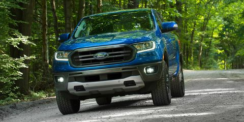 View 2019 Ford Ranger FX2 Photos