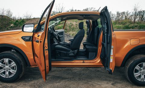 2019 Ford Ranger Xl 4x2 Solid Value With Few Vices