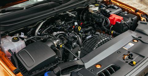 Land vehicle, Vehicle, Car, Engine, Auto part, Mid-size car, Hood,