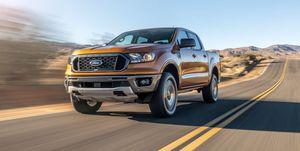 2019 Ford Ranger XLT supercrew