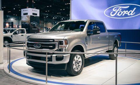 cars trucks  suvs    chicago auto show