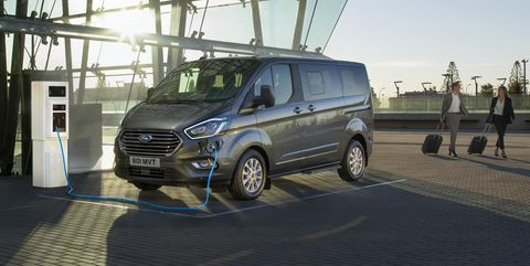 Ford Tourneo Connect PHEV