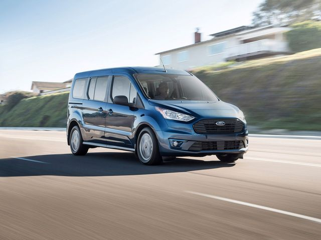 Ford Transit Connect >> 2019 Ford Transit Connect