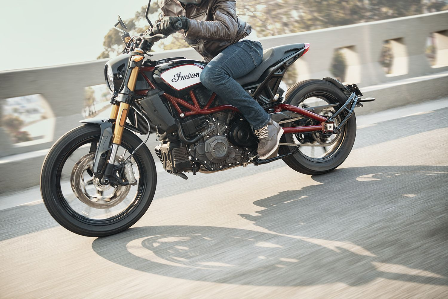 Indian's New Motorcycle Is a Flat-Track Racer Built for the Road