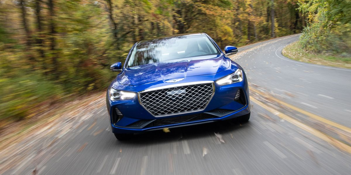 Our 2019 Genesis G70 Left Us Wanting for More Power