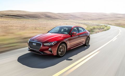 2019 Hyundai Genesis 3.3T in California