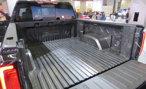 In Depth with the First Ever Carbon-Fiber Pickup Bed ...