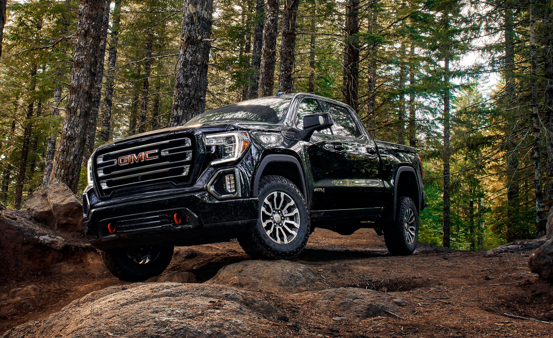 gmc sierra front differential problems