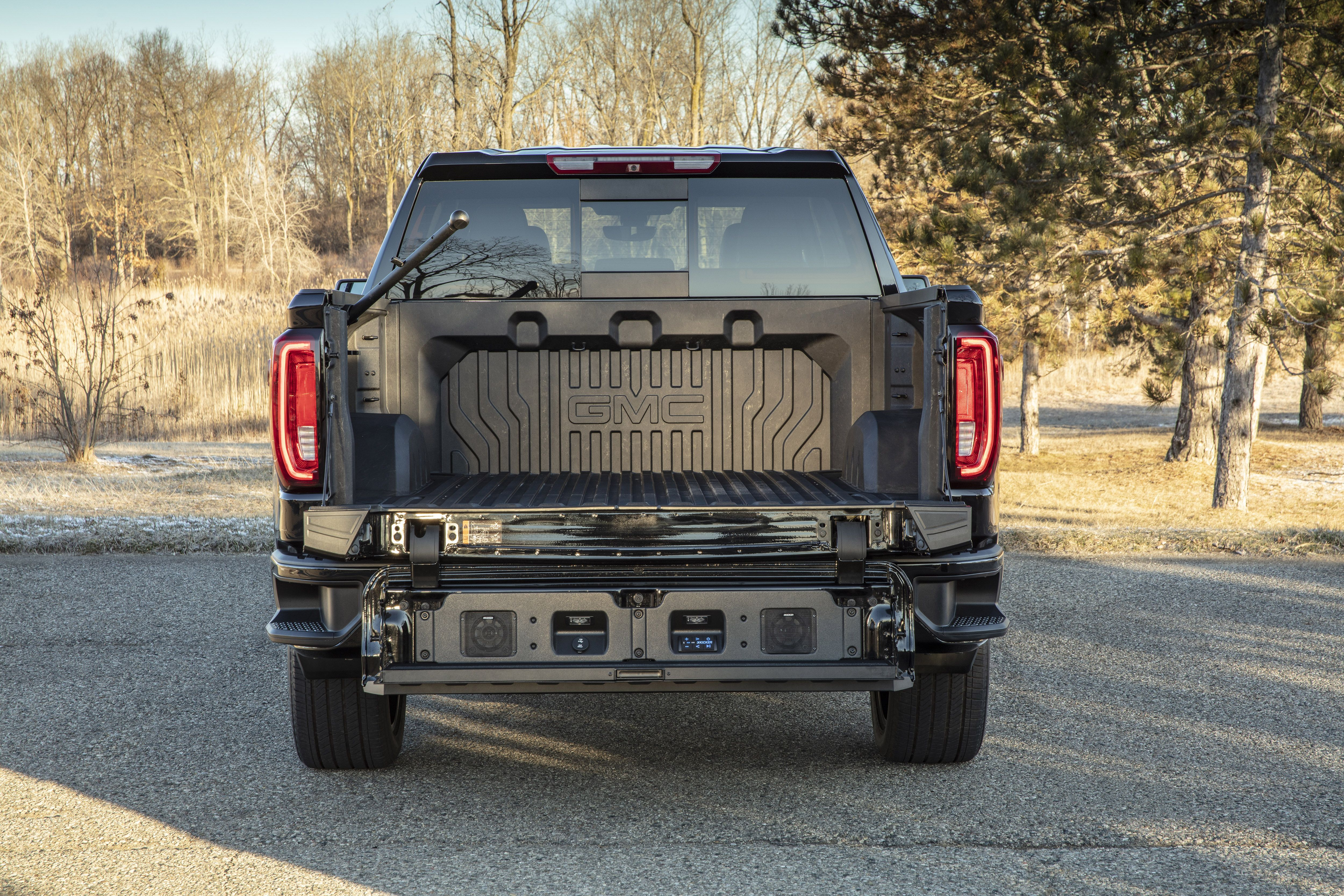 2019 Gmc Sierra Carbon Fiber Truck Bed Pricing Details