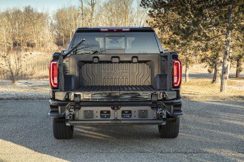 2019 Gmc Sierra Carbon Fiber Truck Bed Pricing Details