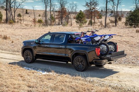 2019 GMC Sierra Carbon-Fiber Truck Bed - Pricing, Details