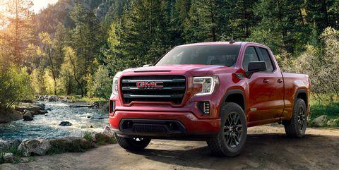 Land vehicle, Vehicle, Car, Pickup truck, Automotive tire, Truck, Tire, Gmc, Landscape, Rim,