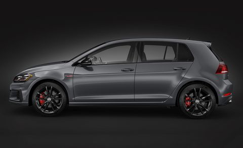 2019 Volkswagen Golf Gti Updated More Power And A Rabbit Edition