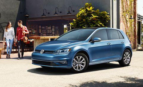 2019 Volkswagen Golf Gets New Engine New Transmissions