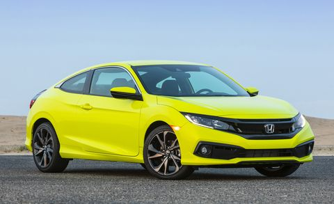2020 Honda Civic Sedan And Coupe Prices Rise Slightly