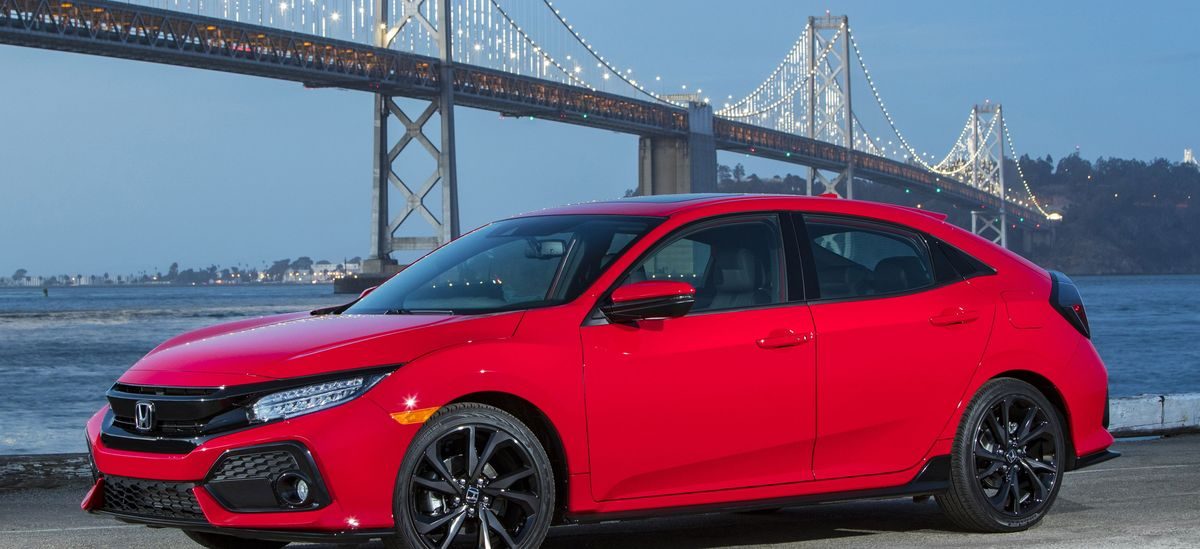 2019 Honda Civic Update: Refreshed Looks and New Trim Level