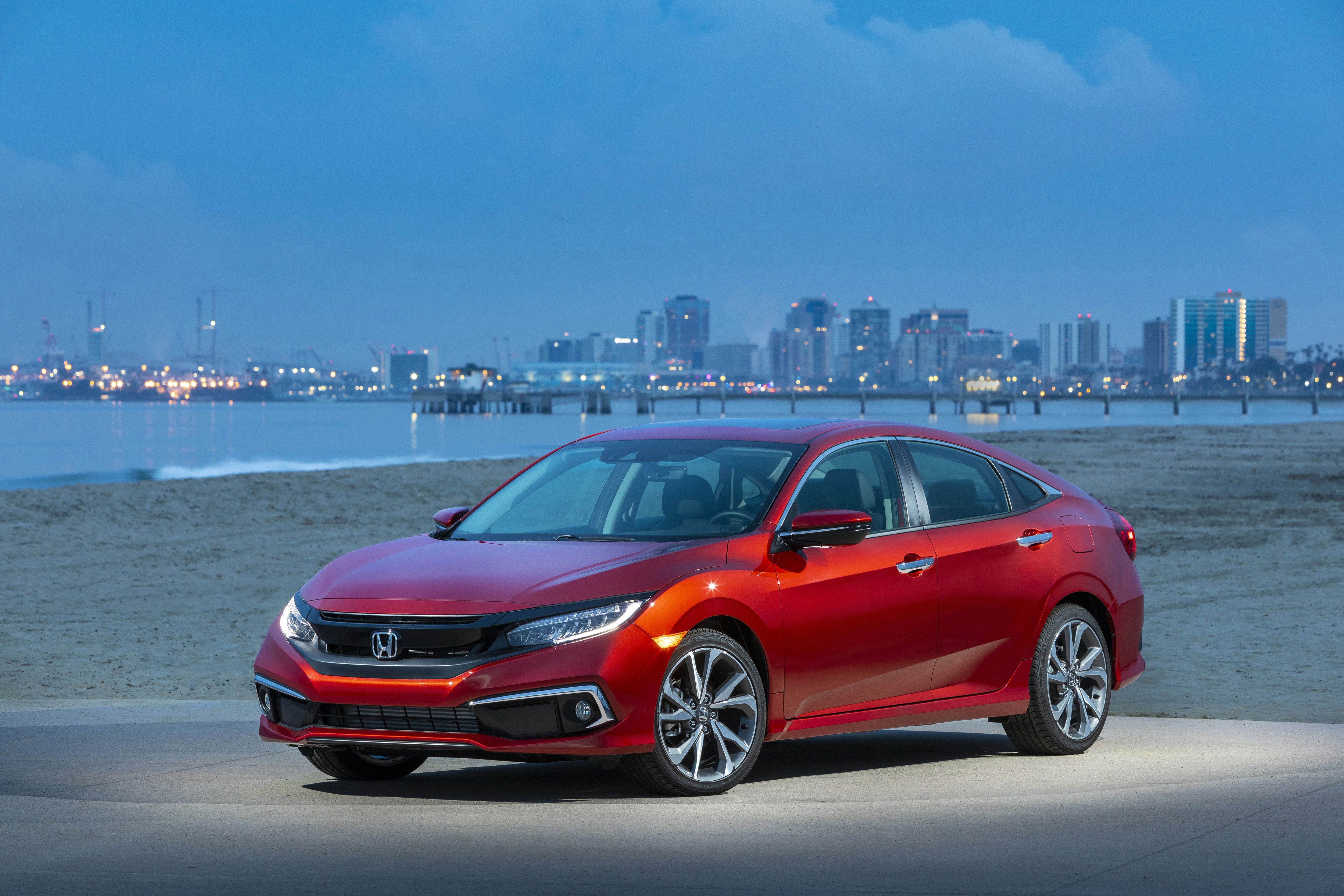 2021 Honda Civic Prices Rise 250 1050 As Lineup Shifts