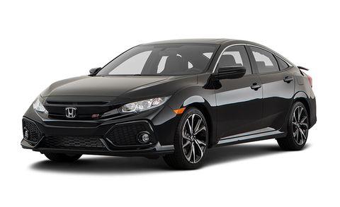 2029 Honda Civic Si