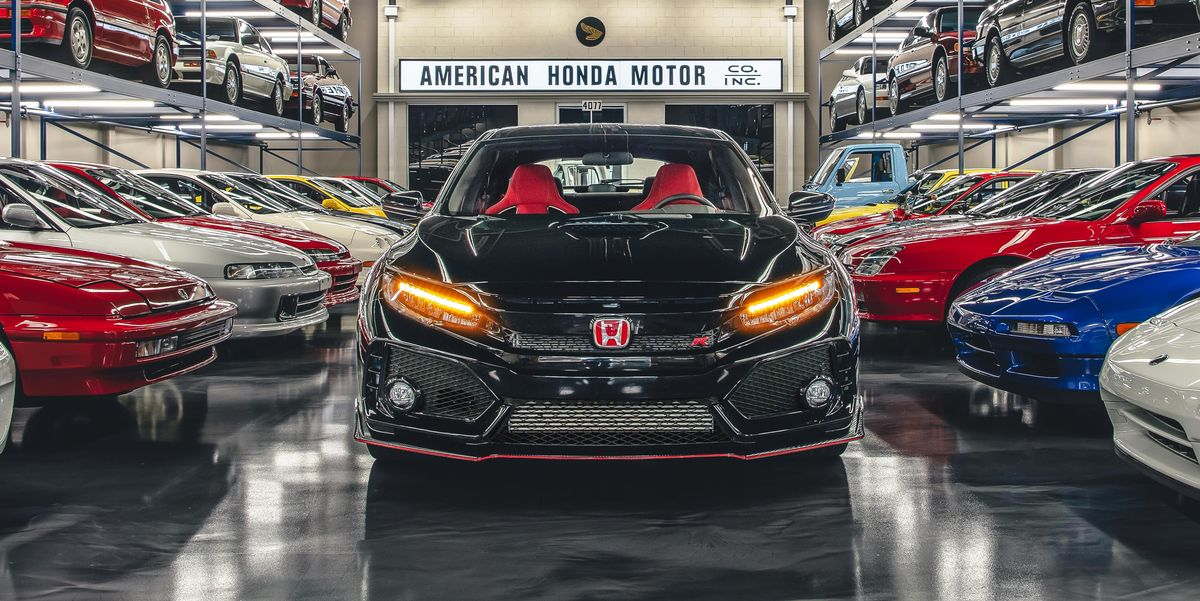 40,000 Miles with a 2019 Honda Civic Type R